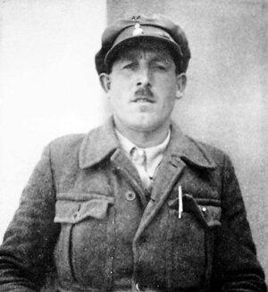 František Brňo, interbrigadista zTopoľčian.