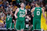 Basketbalisti Boston Celtics.