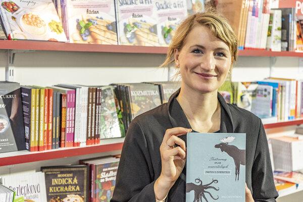 Maja Säfström je mladá štokholmská ilustrátorka a grafička