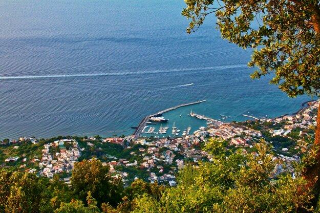 Pohľad z Monte Epomeo