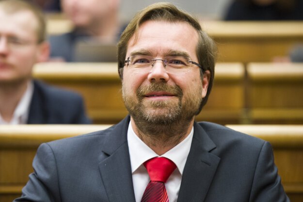 Marek Krajčí.