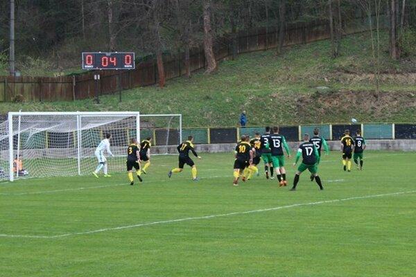 Cez víkend boli na programe zápasy ďalšieho ligového kola. Ilustračné foto.