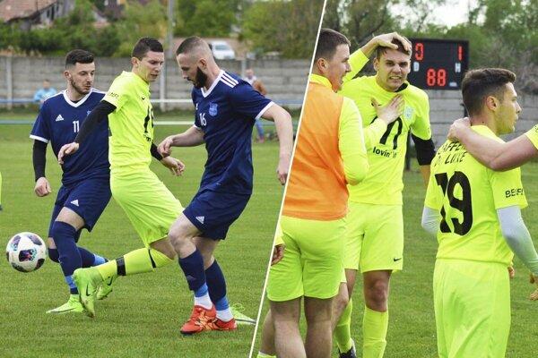 Jediný gól zápasu strelil striedajúci Andrej Galbička v 88. minúte.