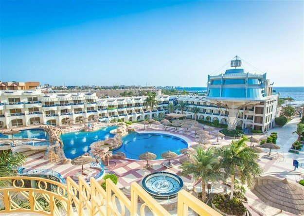 Seagull Beach Resort, Hurghada, Egypt