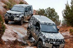 Nový Defender bude Jaguar vyrábať v nitrianskom závode.