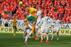 Žilina dokázala stiahnuť trojgólový náskok Trnavy, v penaltovom rozstrele však neuspela.
