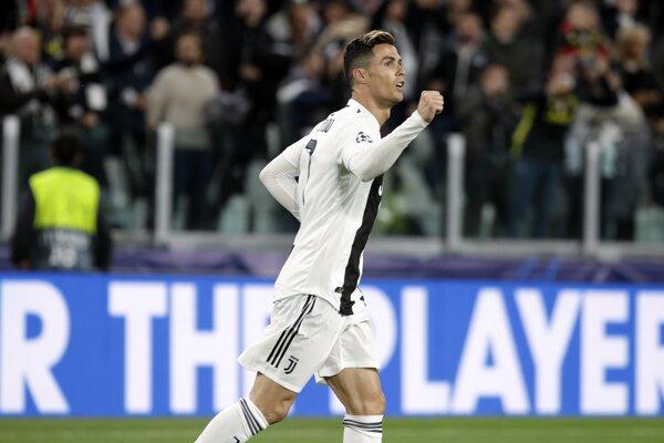 Cristiano Ronaldo - ilustračná fotografia.