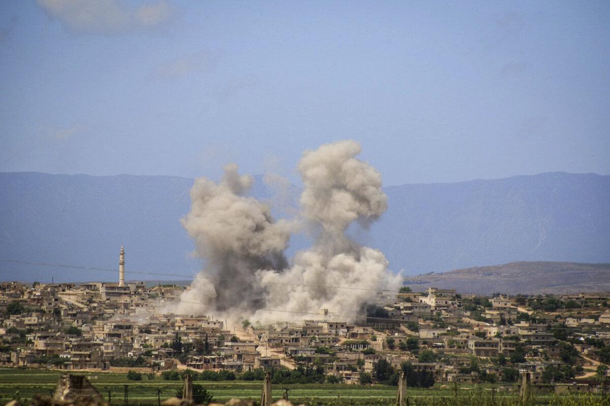 Sýrska Zoznamka stránky