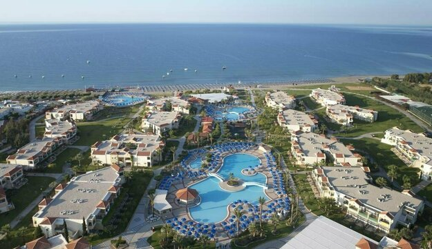 Hotel LINDOS PRINCESS BEACH HOTEL 4*, Grécko , Rhodos