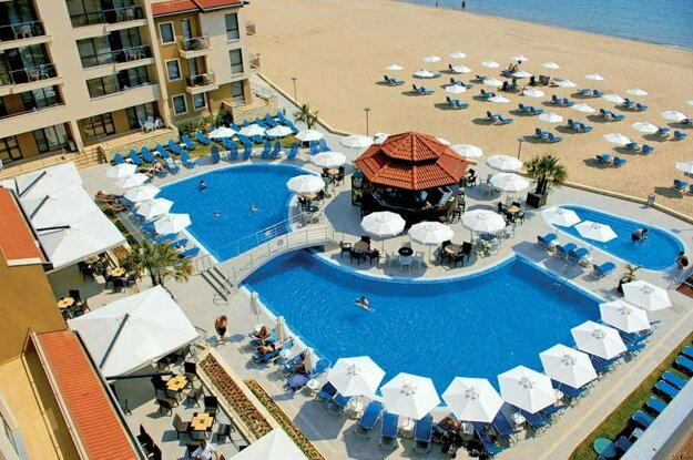 Hotel OBZOR BEACH RESORT 4*, Bulharsko