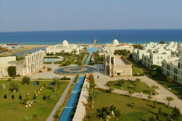 HotelKaya Artemis Resort & Casino 5*,Severný Cyprus
