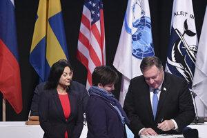 Arktická rada sa zameriava najmä na otázky udržateľného rozvoja a ochrany životného prostredia.