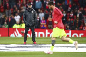 421a764307 Liga majstrov  Najlepšie momentky zo zápasu FC Liverpool - FC Barcelona (25  fotografií)