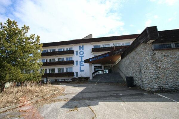 Hotel Bobrovník Liptáci poznajú skôr pod názvom Jamajka