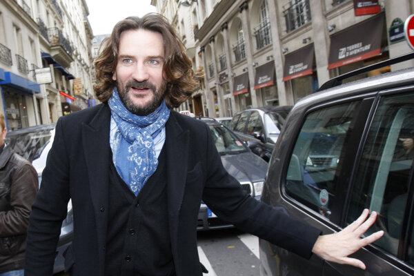 Frédéric Beigbeder, francúzsky spisovateľ.