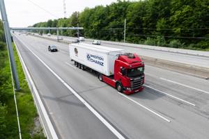 Prvú eDiaľnicu otvorili v Nemecku v maji 2019.