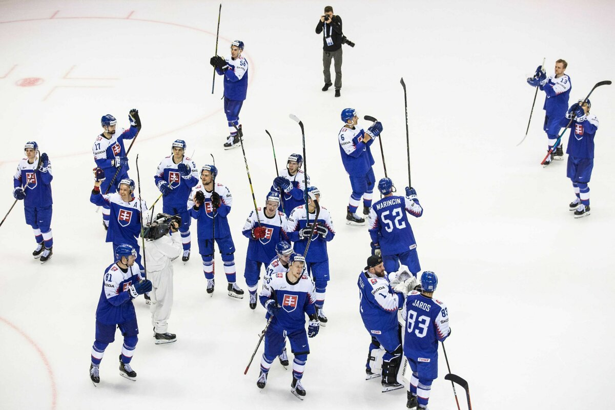 be09ff92701f4 ONLINE: Slovensko - USA (MS v hokeji 2019, LIVE) - Šport SME