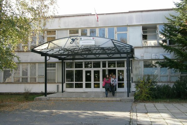 V hodnotení výborne obstálo i Gymnázium Jozefa Lettricha v Martine.