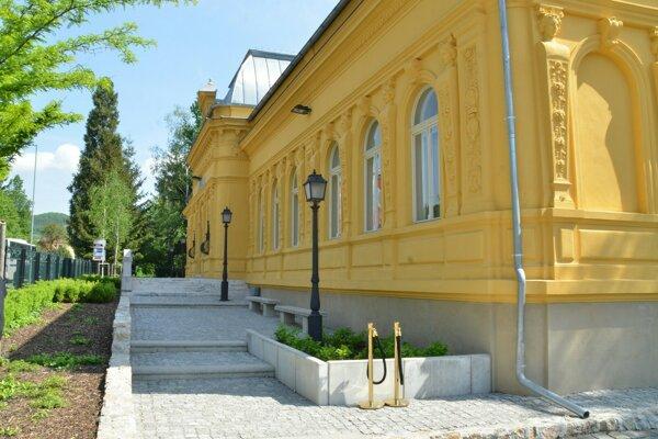 Banícke múzeum Rožňave.