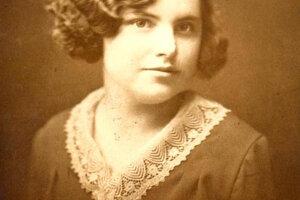 Otília bola pekná a mladá,mala len 22 rokov.