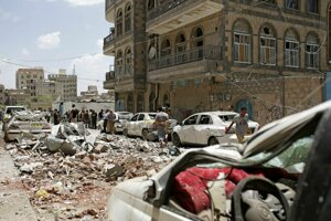Vojna v Jemene trvá už štyri roky.