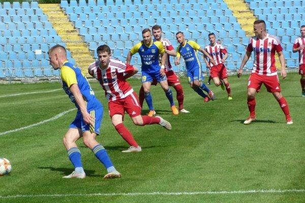 Košičania sa udržali na víťaznej vlne, so Stropkovom sa však doma nadreli.