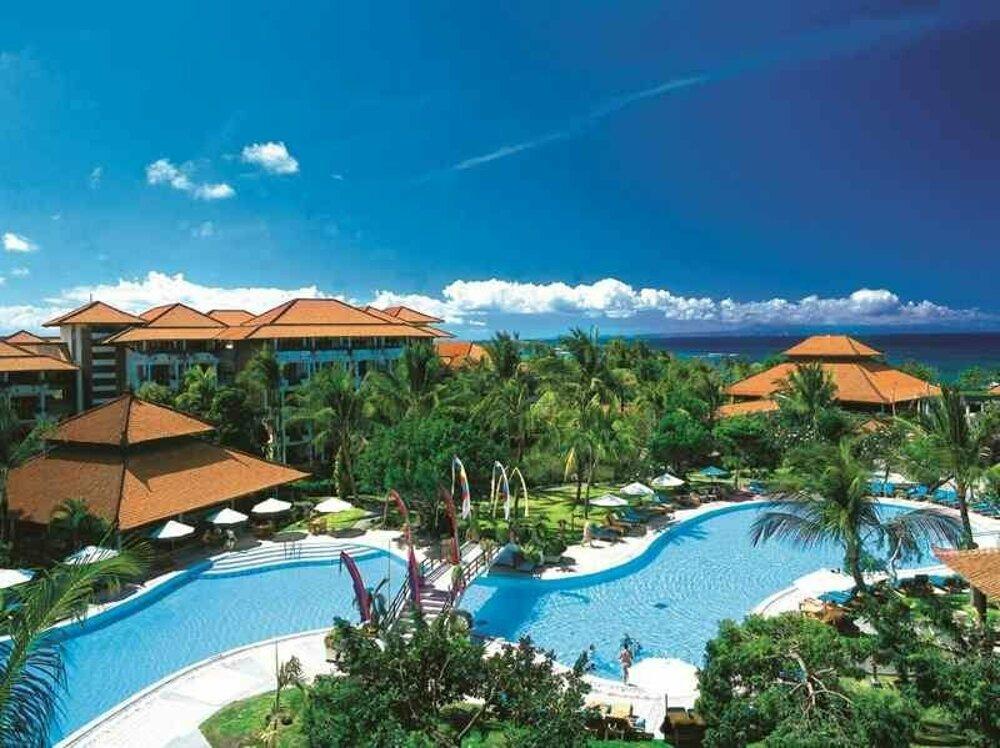 HotelAYODYA RESORT & PALACE BALI 5*