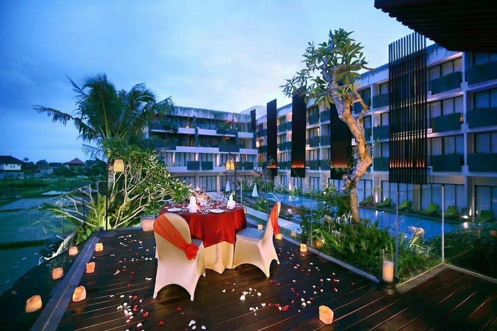 HotelFOUR POINTS BY SHERATON BALI SEMINYAK 4*