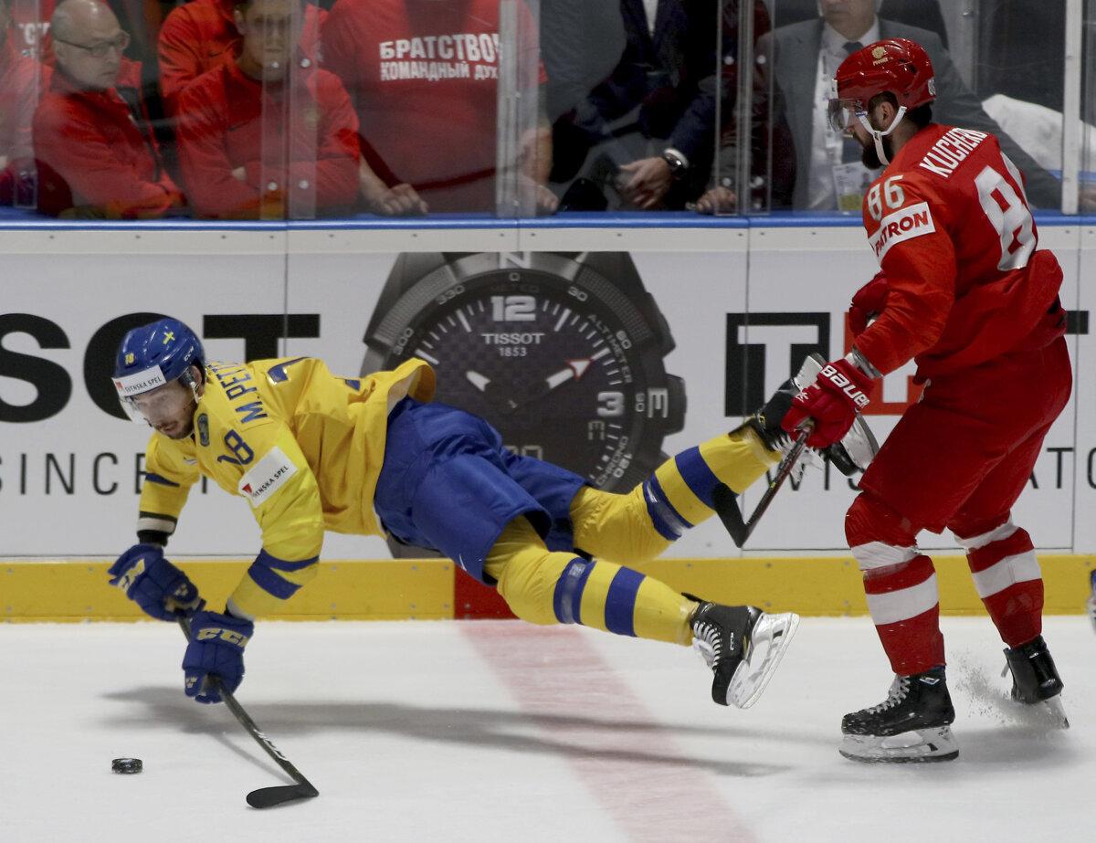 e9b53317416c7 ONLINE: Švédsko - Rusko (MS v hokeji 2019, LIVE) - Šport SME