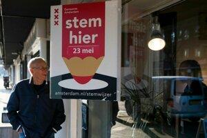 V Holandsku sa začalo hlasovanie.