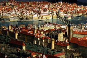 Antonín Langweil staval model Prahy v rokoch 1826 - 1837 a investoval doňho celý majetok.