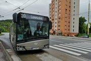 V Prešove testujú nový elektrobus.