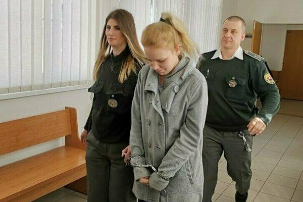 Alexandra odchádzala po prvom verdikte okresného súdu sklamaná. Ten štvrtkový ju ale potešil.