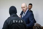 Bývalý šéf Markízy Pavol Rusko na súde.
