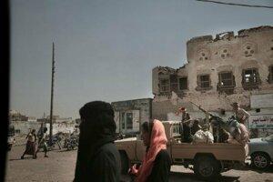 Zbrane mohli byť použité v jemenskom konflikte.