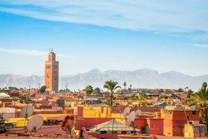 Marocké lákadlá: Marakéš a Veľký Atlas.