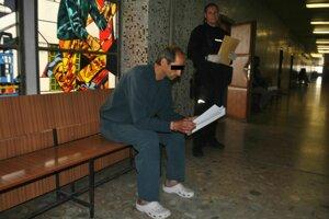 Peter G. čaká na rozhodovanie o väzbe.