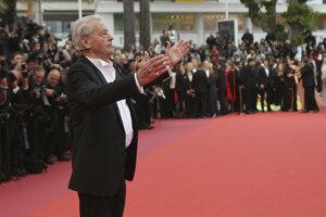 Alain Delon.