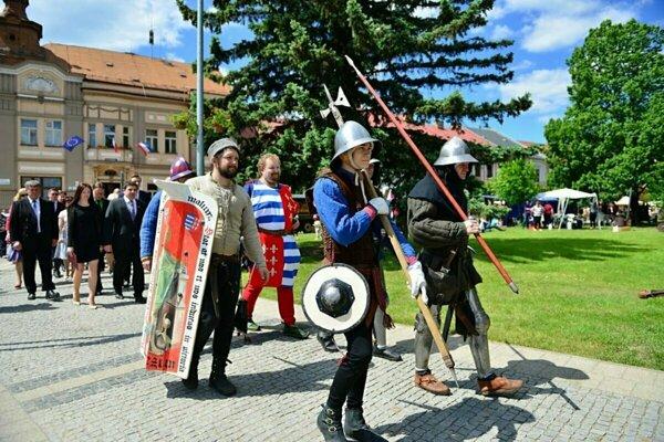 K lákadlám víkendu budú patriť Dni mesta Brezna.