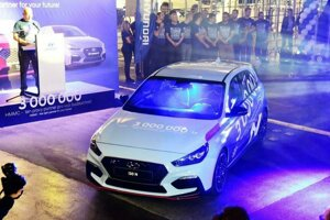 Trojmiliónty Hyundai i30 N zamieri do Nemecka.