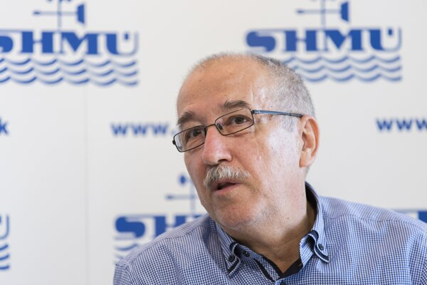 Klimatológ Pavel Faško