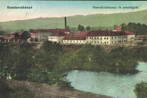 Slávu Banskej Bystrice písali aj textilné a modrotlačiarske fabriky.