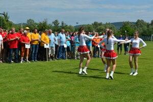 Starostovia obcí zo Zemplína si v Jasenove zmerali sily v športových súťažiach.