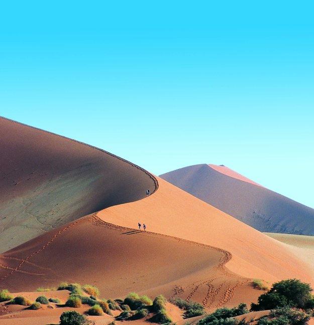 Výlety do púšte sú príjemným spestrením dovolenky.