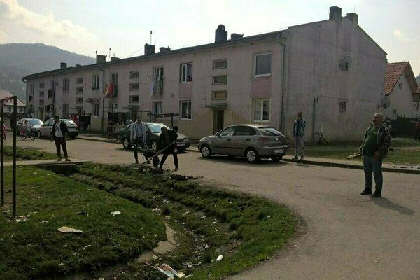 Mladík strieľal v humenskej lokalite Podskalka.