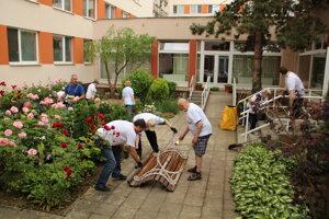 Stredisko sociálnej pomoci mesta Košice.