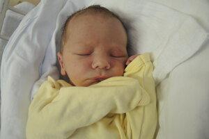 Adrian Nevidzan (3620 g, 51 cm) sa narodil 27. mája Jane a Martinovi z Veľkého Koláčina.