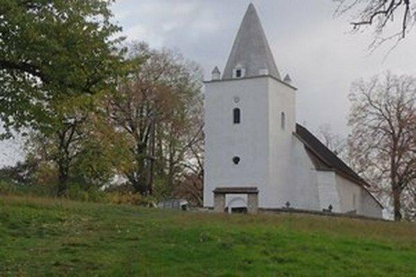 Kostolík na Sádku.