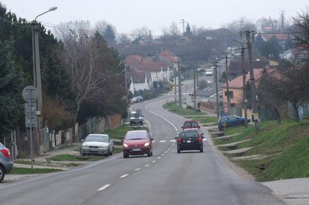 Mestská časť Nitry Kynek.