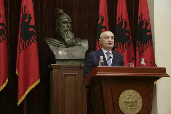 Ilir Meta.
